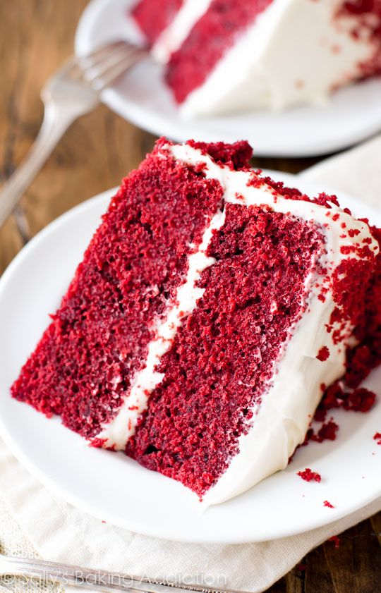 """foodffs: """"Red Velvet Layer Cake with Cream Cheese Frosting. Really nice recipes. Every hour. Show me what you cooked! """""""