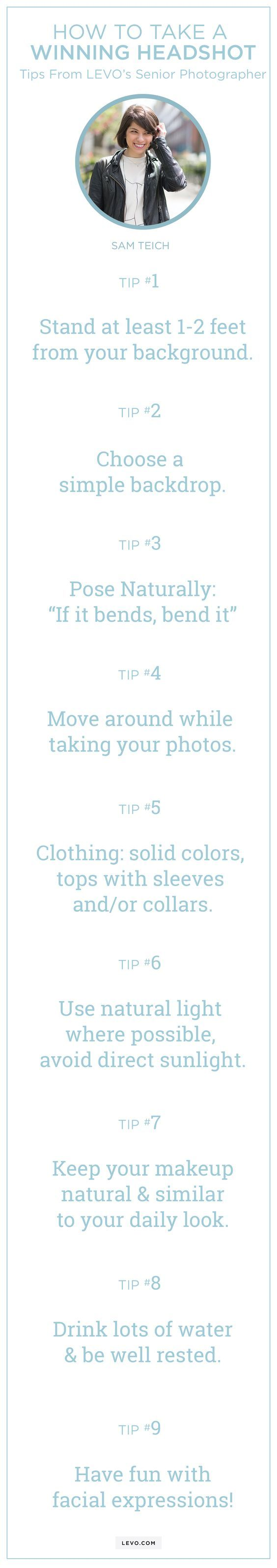 Use These Tips To Create A Professional LinkedIn Profile Pic.