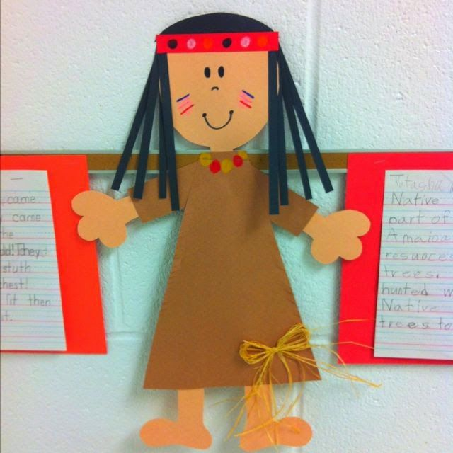23 best pilgrims and indians images on pinterest indian for Native arts and crafts