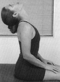 Pescoço alongamento pode ajudar no alívio e prevenção da dor, juntamente com exercícios adequados, .. Do retraído / queixo dobrado em posição de olhar para cima e estender lentamente a cabeça para trás. Deve sentir alongamento na parte da frente do pescoço. Mantenha essa posição de alongamento por 20 segundos, em seguida, gire lentamente a cabeça virando-se para a direita, de volta para o centro e depois para a esquerda. Repetir o giro 5 vezes para cada lado, em seguida, retorne lentamente a…