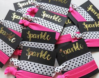 Kate Spade Party Theme Happy Birthday Banner Pink Gold