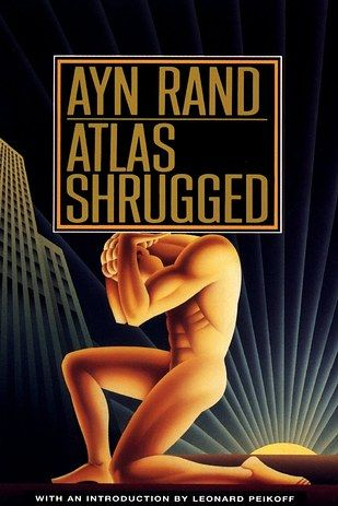 "Ayn Rand, author of Atlas Shrugged and The Fountainhead, was a controversial writer known for her philosophical system ""Objectivism."" 