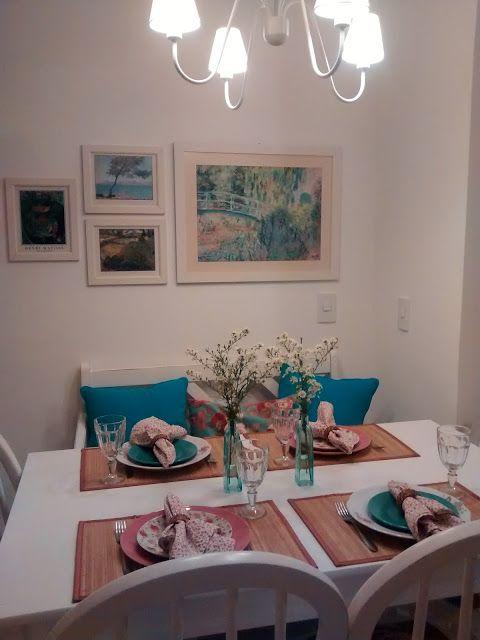 amor pela casa da leitora/amiga Cibele Wilke - decoração romântica - blog Achados de Decoração