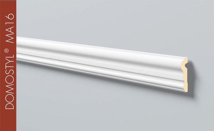 DOMOSTYL® MA16 / H 100 x W 30 mm / L 2m