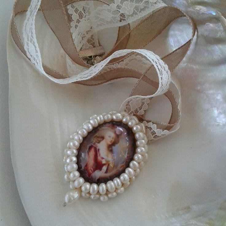Perły perły perły i perła barokowa