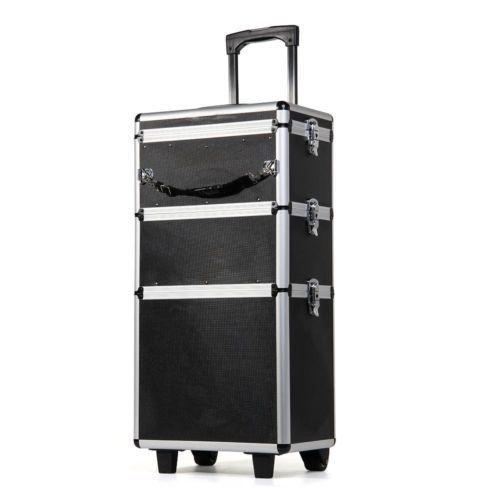 trolley mallette beaute valise coffre boite pour maquillage cosmetique coiffure liste d 39 envies. Black Bedroom Furniture Sets. Home Design Ideas