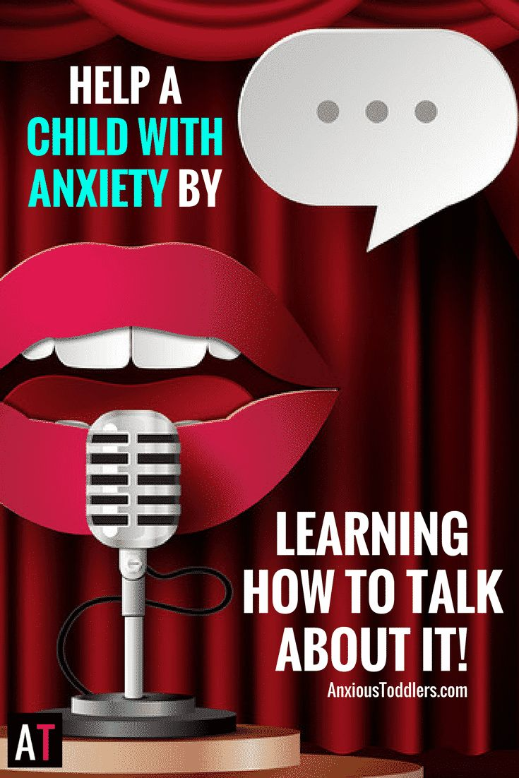 Your child sits and pouts and refuses to get out of the car. How can you help a child with anxiety when they won't even talk about it? Let me show you how.