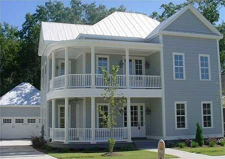 Best 25 southern style homes ideas on pinterest for Southern living detached garage plans