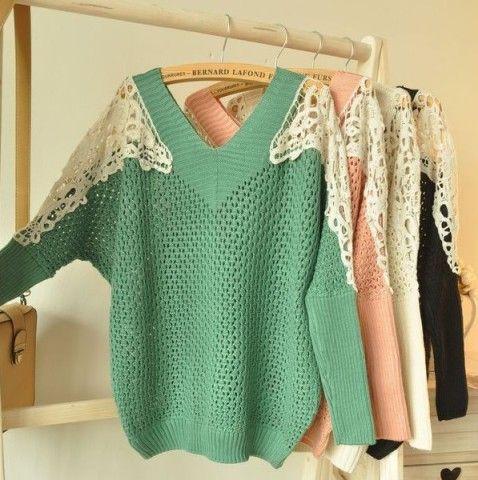los suéteres más lindos!!