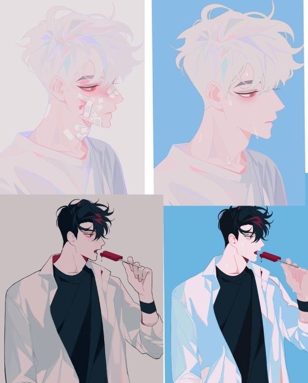 Pin By Kp Pornchanok On Inplick Cute Boy Drawing Anime Boy