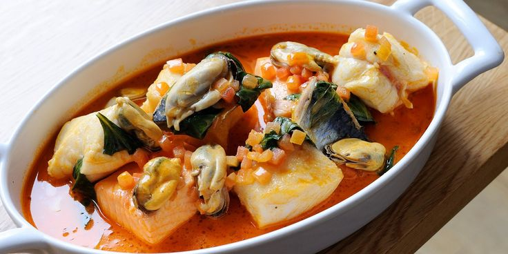This Bouillabaisse recipe is perhaps the best bouillabaisse recipe you will find. It is from Tom Aikens from Restaurant Tom Aikens