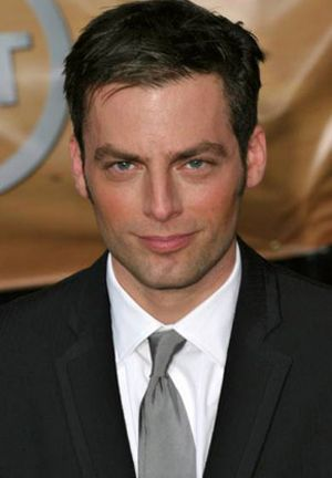 Justin Kirk~~aka Andy Botwin...there's just something about him! Too cute!