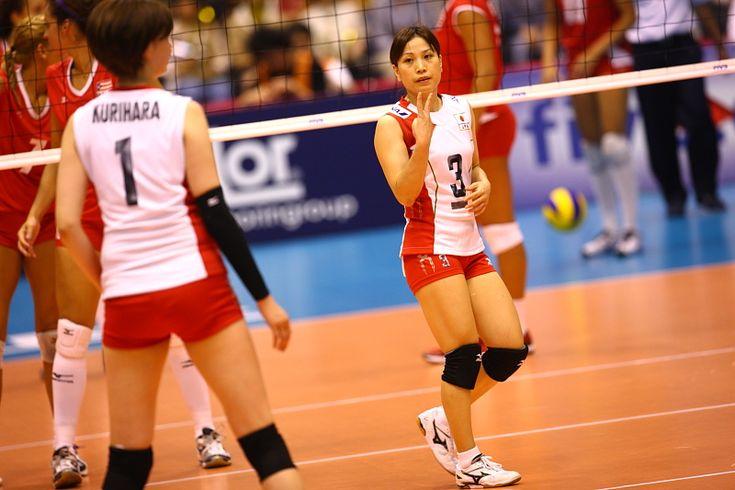 FIVBワールドグランプリ2012小牧大会#3竹下佳江 : 日々挑戦