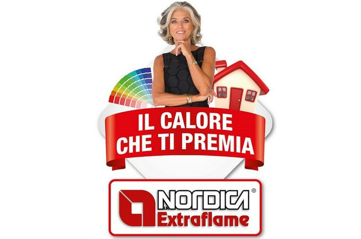 Le stufe Nordica Extraflame e i consigli di Paola Marella (Real Time) - http://www.chizzocute.it/stufe-nordica-extraflame-consigli-paola-marella-real-time/