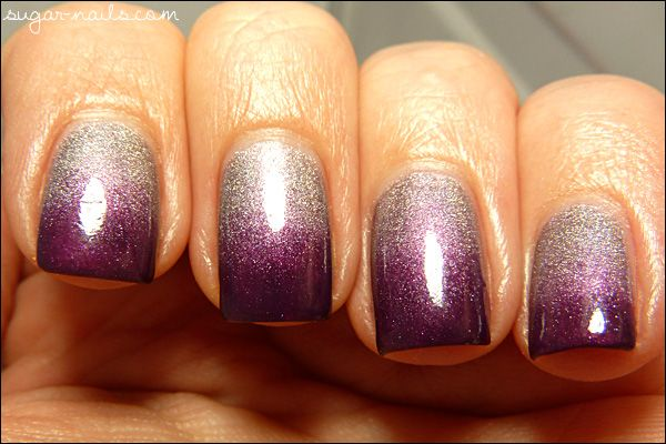Sweet Sugar: Purple & Holo Gradient