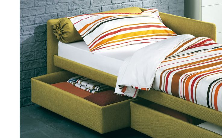 Duetto http://www.flou.it/it/products/beds/duetto_17 #flou #bed #beds #colors #spring