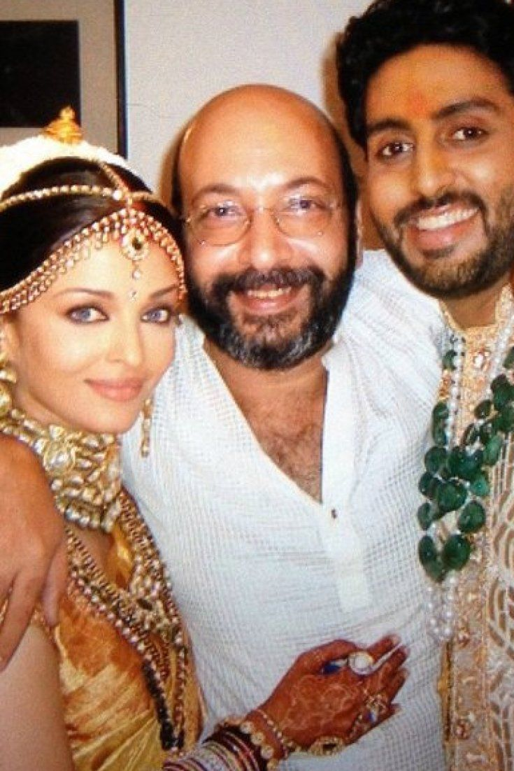 Aishwarya Rai And Abhishek Bachchans Never Before Seen Wedding Picture Is Beautiful Obviously