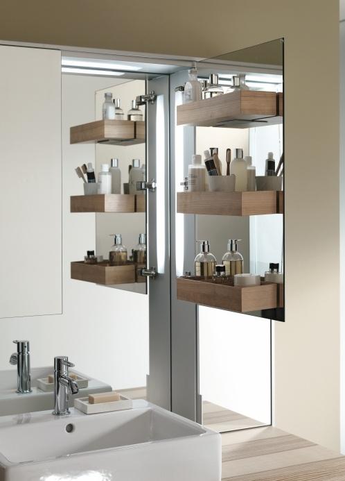 Duravit Mirror Wall  Great Idea!!!