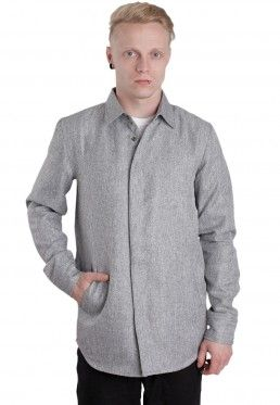 Drop Dead - Psyched Out Grey - Jacket