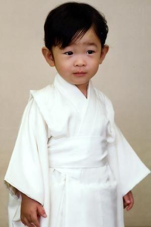 秋篠宮悠仁親王殿下(平成20年: 御年2歳) Prince Hisahito of Akishino at two in 2008. The…