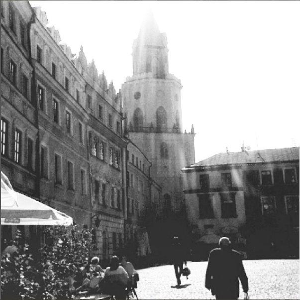 Poland, Lublin Starówka