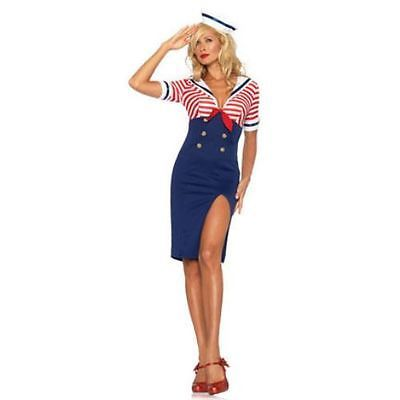 #Halloween womens #sailor fancy dress costume #outfit lingerie underwear 8-16,  View more on the LINK: http://www.zeppy.io/product/gb/2/151360152565/