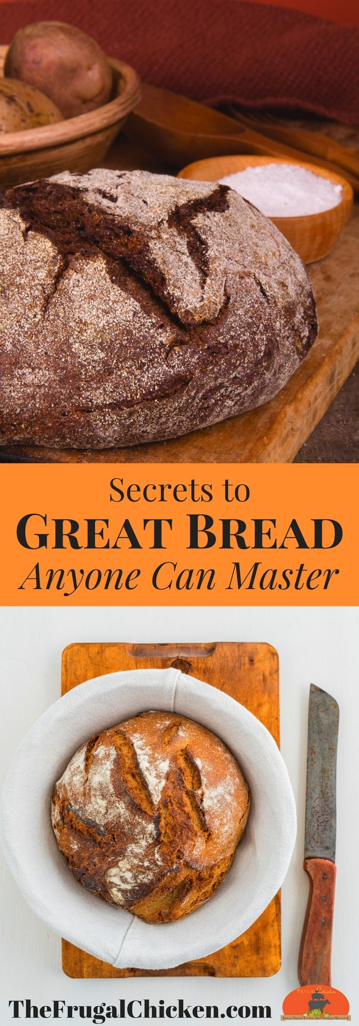 Making great bread is easy - and it doesn't take forever to master this skill. Learn how to make great bread in just minutes.