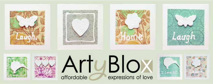 Artyblox selection buy now www.artyblox.co.nz