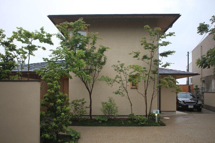 本山の家 横内敏人建築設計事務所