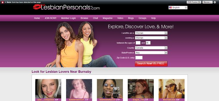 best dating site for lesbians