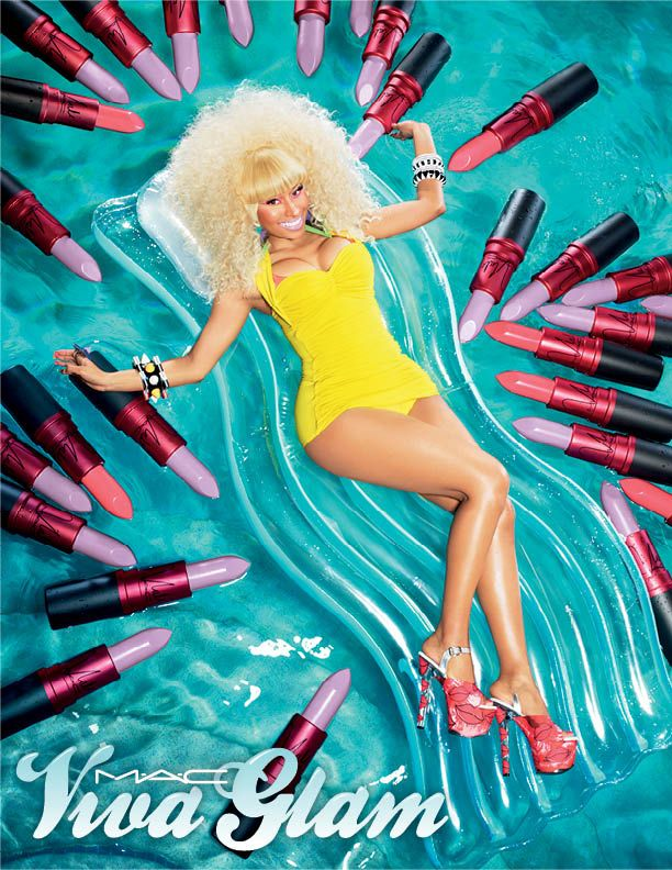 Nicki Minaj Viva Mac Glam