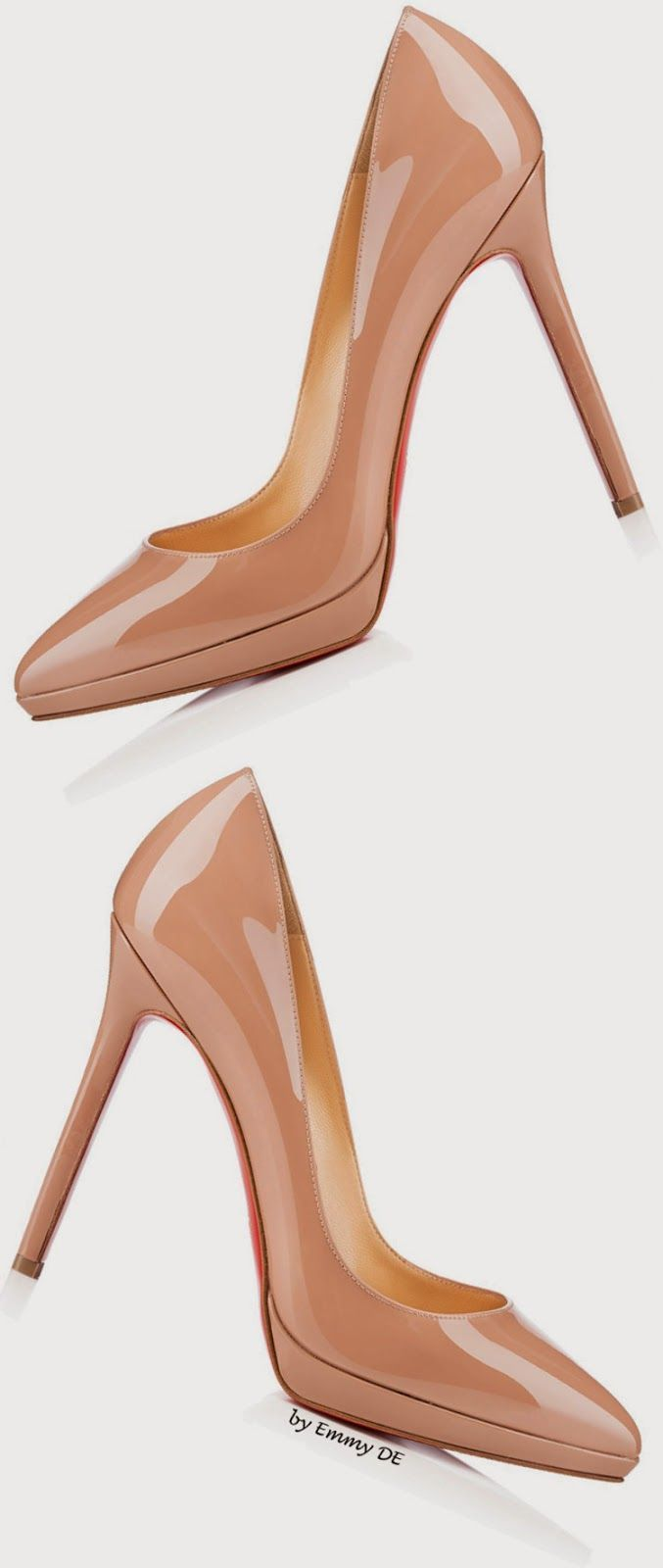 Brilliant Luxury by Emmy DE * Christian Louboutin Pigalle