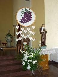 Znalezione obrazy dla zapytania dekoracja kościoła na komunię cennik