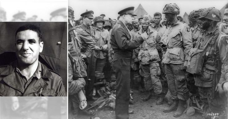 Robert Cole, Hero Of The Carentan Bayonet Charge, Tragically Killed Two Weeks Before Being Awarded The Medal of Honor