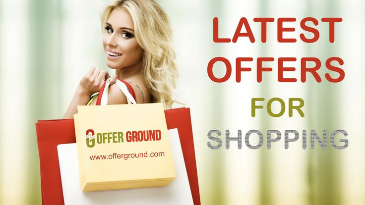 Get latest offers, top offers and best deal for online shopping in India at http://offerground.com/ . Shop Now!