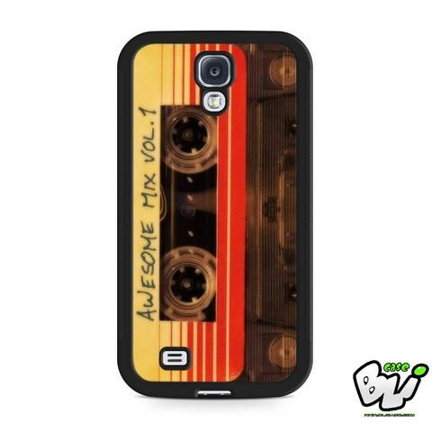 Guardians Of The Galaxy Samsung Galaxy S4 Case