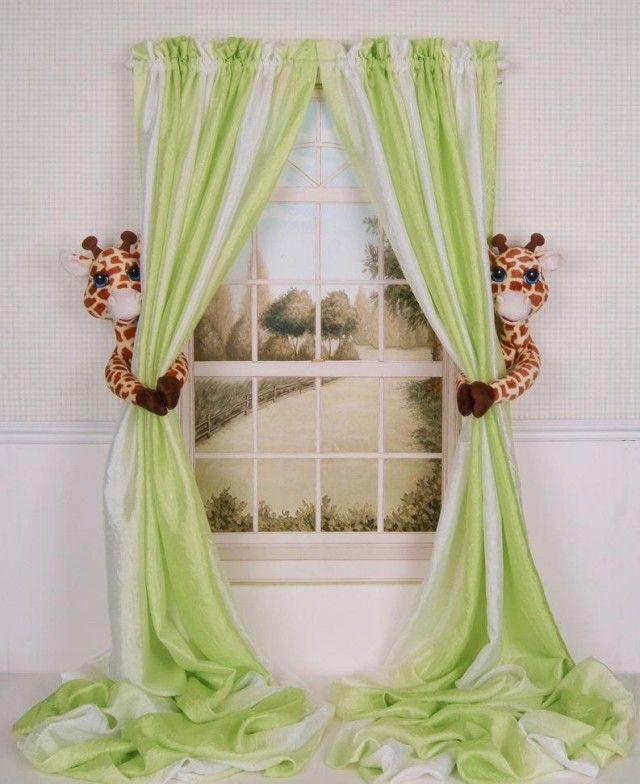 30 id es rideaux chambre b b choisies par gaspardetzoe for Rideaux pour chambre de bebe