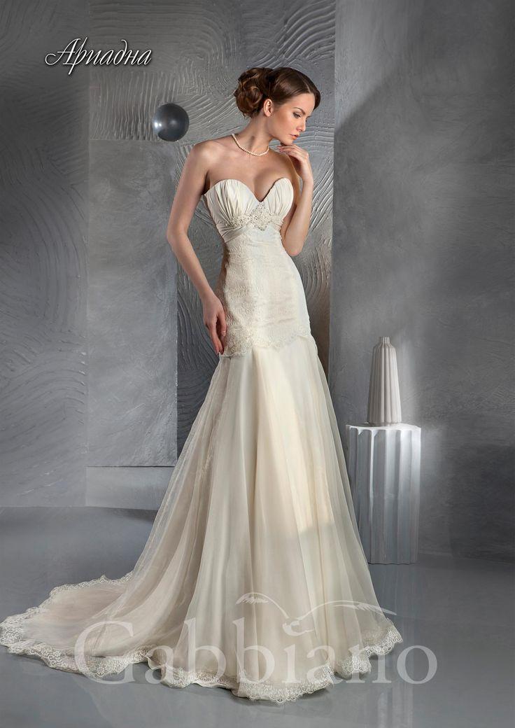 Дизайнерские свадебные платья Tulipia Венеция - модный стиль 2014