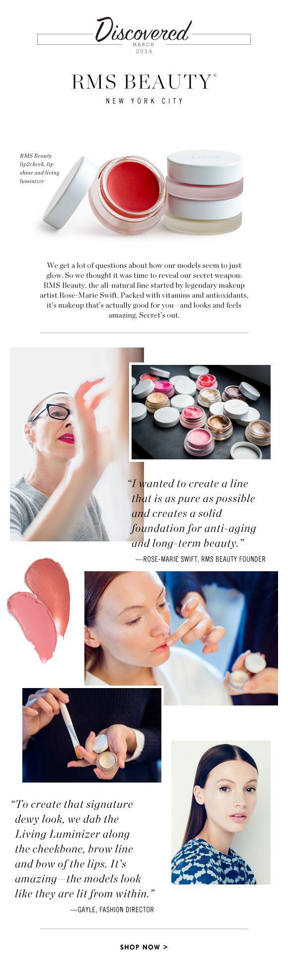 RMS Beauty: Organic Makeup