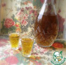 Крепкая настойка на меду - кулинарный рецепт