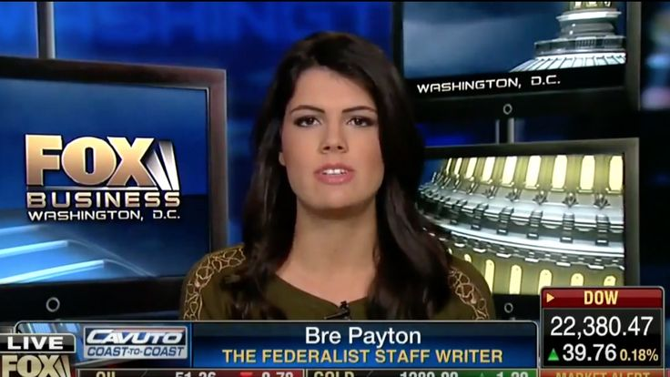"""A September 27 tweet by President Trump about how the establishment press and social media have worked to thwart his agenda and create a negative perception of him and those associated with him was the immediate trigger for Fox Business's Neil Cavuto to interview Bre Payton of the TheFederalist.com on his show the following day. But the interview topic went far beyond Trump's non-specific complaint about Facebook and other media outlets and platforms as: """"... always anti-Trump,&q..."""