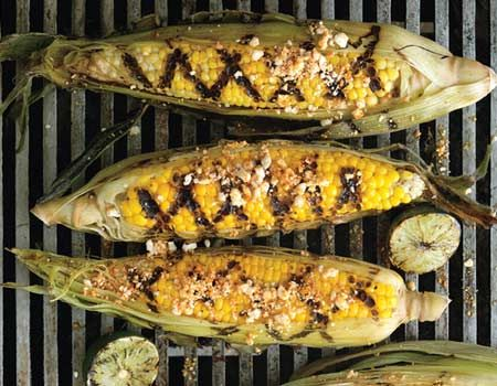 Spur-of-the Moment Barbecue Idea: Kicked-Up Corn
