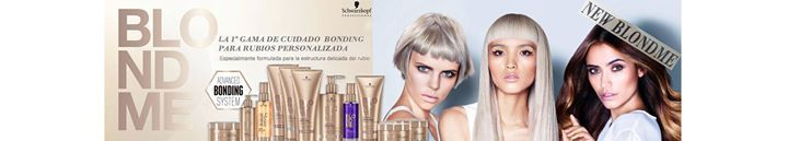 Cuida tu cabello rubio con la gama de productos Blondme de Schwarzkopf. La tenemos en siscopel!  www.siscopel.es