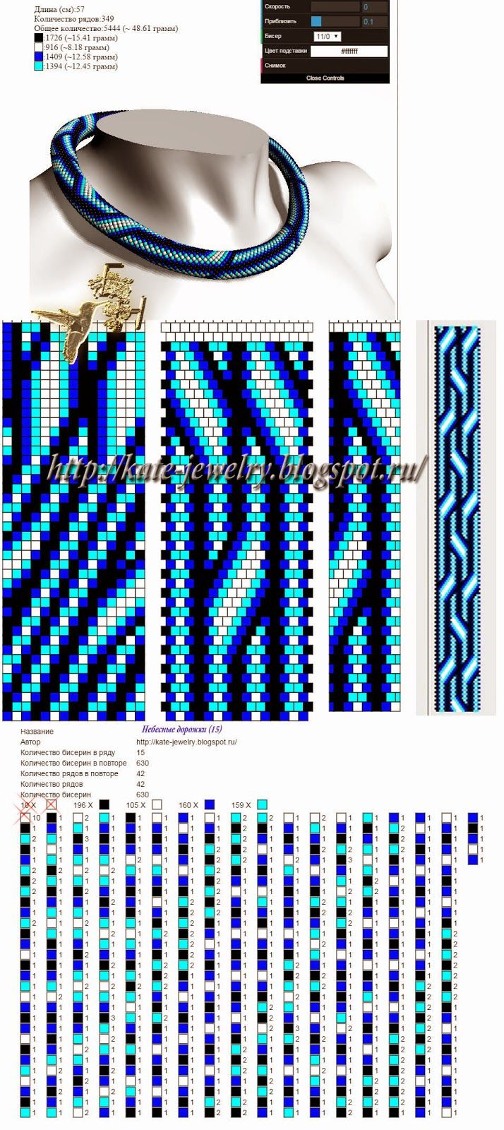 stripes 15 around