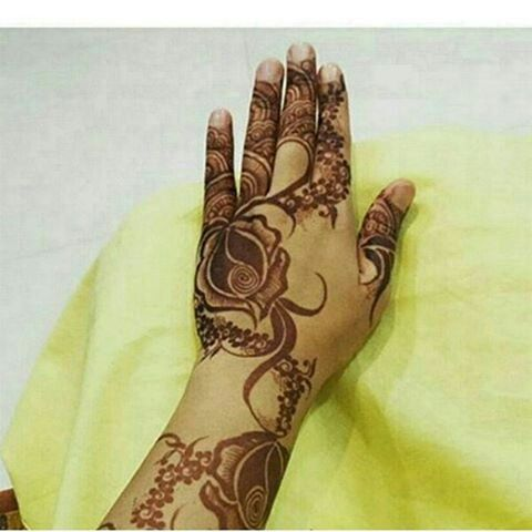 Henna designs khaleeji