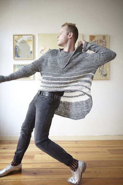 Westknits | Swingback, pattern available through Ravelry | incredible shape
