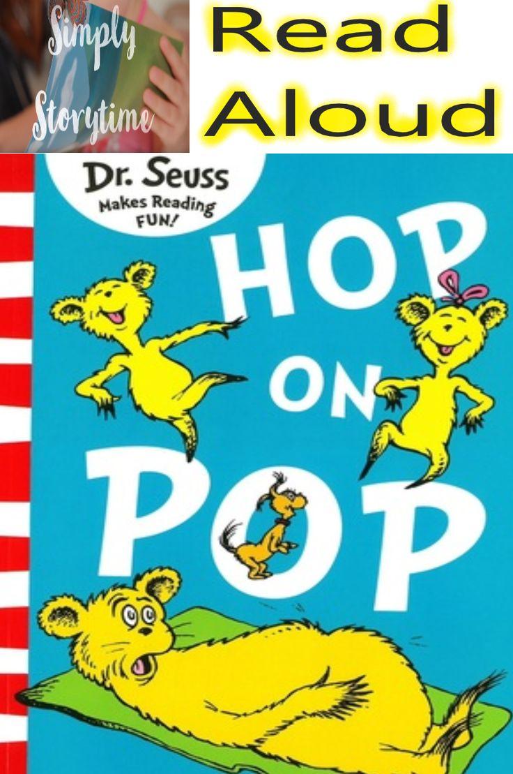 Hop on pop by dr seuss read aloud hop on pop read