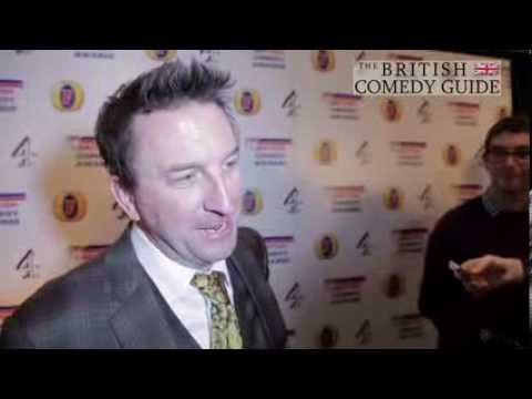 Lee Mack loves David Mitchell