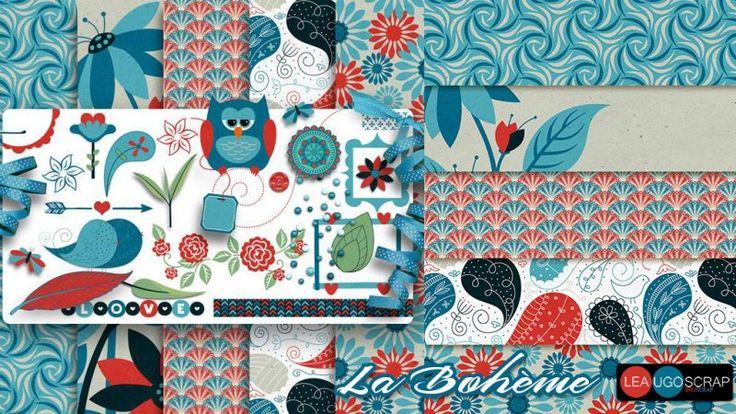 La Boheme by LeaUgoScrap