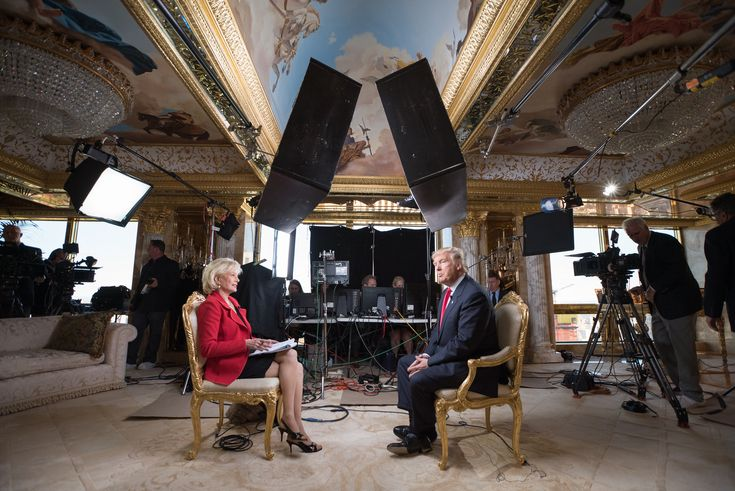 "Donald Trump's first interview as president-elect included his thoughts on marriage equality and abortion rights in America.  Speaking to 60 Minutes on Sunday night, Trump told Lesley Stahl he was ""fine"" with same sex marriage. ""It -- it's irrelevant because it was already settled,"" he said when asked if he supported same sex marriage. ""It's law. It was settled in the Supreme Court. I mean it's done."""